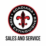 Acadiana Fire Extinguisher Sales and Service Logo - Entry #138