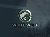 White Wolf Consulting (optional LLC) Logo - Entry #228