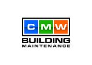 CMW Building Maintenance Logo - Entry #346