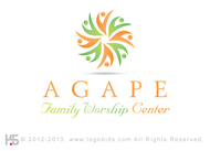 Agape Logo - Entry #127