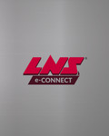 LNS Connect or LNS Connected or LNS e-Connect Logo - Entry #55