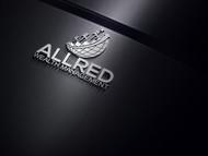 ALLRED WEALTH MANAGEMENT Logo - Entry #387