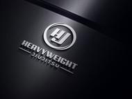 Heavyweight Jiujitsu Logo - Entry #37