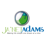 Ja'Net Adams  Logo - Entry #66