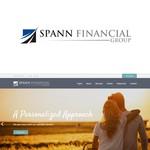 Spann Financial Group Logo - Entry #173