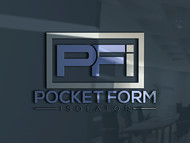 Pocket Form Isolator Logo - Entry #171