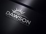 Dawson Transportation LLC. Logo - Entry #249