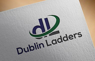 Dublin Ladders Logo - Entry #206