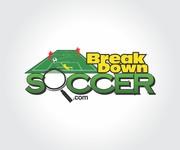 BreakDownSoccer Logo - Entry #1