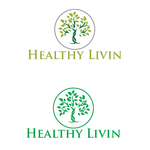 Healthy Livin Logo - Entry #353