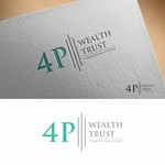 4P Wealth Trust Logo - Entry #270