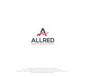 ALLRED WEALTH MANAGEMENT Logo - Entry #493