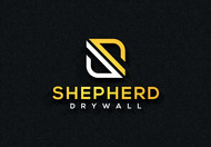 Shepherd Drywall Logo - Entry #343