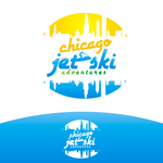 Chicago Jet Ski Adventures Logo - Entry #38