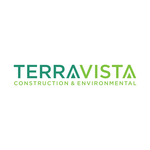 TerraVista Construction & Environmental Logo - Entry #379