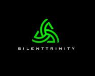 SILENTTRINITY Logo - Entry #141