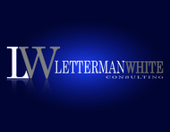 Letterman White Consulting Logo - Entry #8
