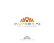Escalante Heritage/ Hole in the Rock Center Logo - Entry #22