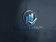 Roberts Wealth Management Logo - Entry #185
