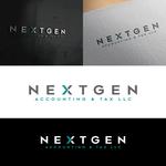 NextGen Accounting & Tax LLC Logo - Entry #141