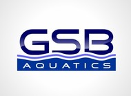 GSB Aquatics Logo - Entry #87