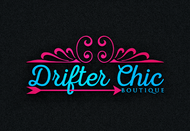 Drifter Chic Boutique Logo - Entry #251