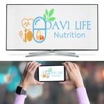 Davi Life Nutrition Logo - Entry #861