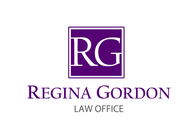 Regina Gordon Law Office  Logo - Entry #106