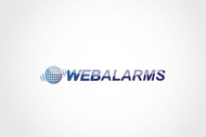 Logo for WebAlarms - Alert services on the web - Entry #193