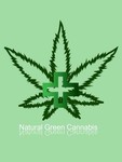 Natural Green Cannabis Logo - Entry #114