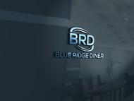 Blue Ridge Diner Logo - Entry #8