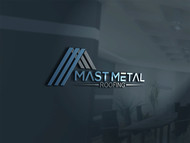 Mast Metal Roofing Logo - Entry #44