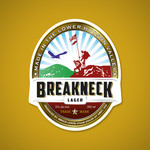 Breakneck Lager Logo - Entry #73