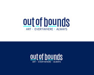 Out of Bounds Logo - Entry #48