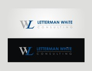 Letterman White Consulting Logo - Entry #44