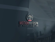Motion AutoSpa Logo - Entry #235