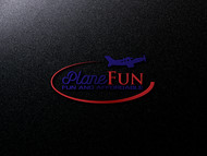 PlaneFun Logo - Entry #138