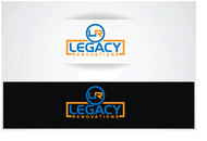 LEGACY RENOVATIONS Logo - Entry #149
