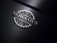 Nebulous Woodworking Logo - Entry #126