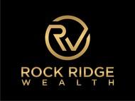 Rock Ridge Wealth Logo - Entry #410