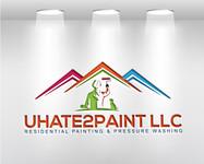 uHate2Paint LLC Logo - Entry #187