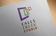 Calls Creek Studio Logo - Entry #60
