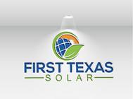 First Texas Solar Logo - Entry #38