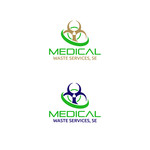 Medical Waste Services Logo - Entry #196