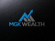 MGK Wealth Logo - Entry #115