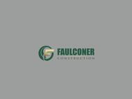 Faulconer or Faulconer Construction Logo - Entry #195
