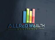 ALLRED WEALTH MANAGEMENT Logo - Entry #802