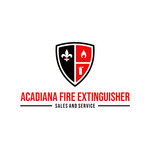 Acadiana Fire Extinguisher Sales and Service Logo - Entry #112