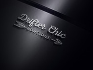 Drifter Chic Boutique Logo - Entry #219