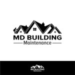 MD Building Maintenance Logo - Entry #2